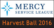 Mercy Service League's Harvest Ball 2016