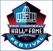 Pro Football Hall of Fame Enshrinement Festival's Gold Jacket Dinner