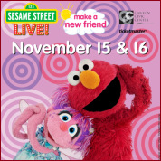"Sesame Street Live ""Make a New Friend"""